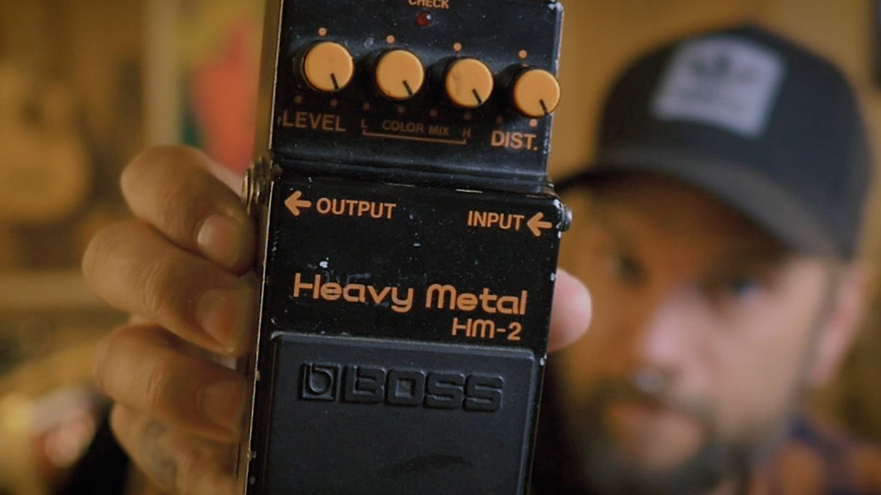 Intensivare gitarrer med klassisk dödspedal