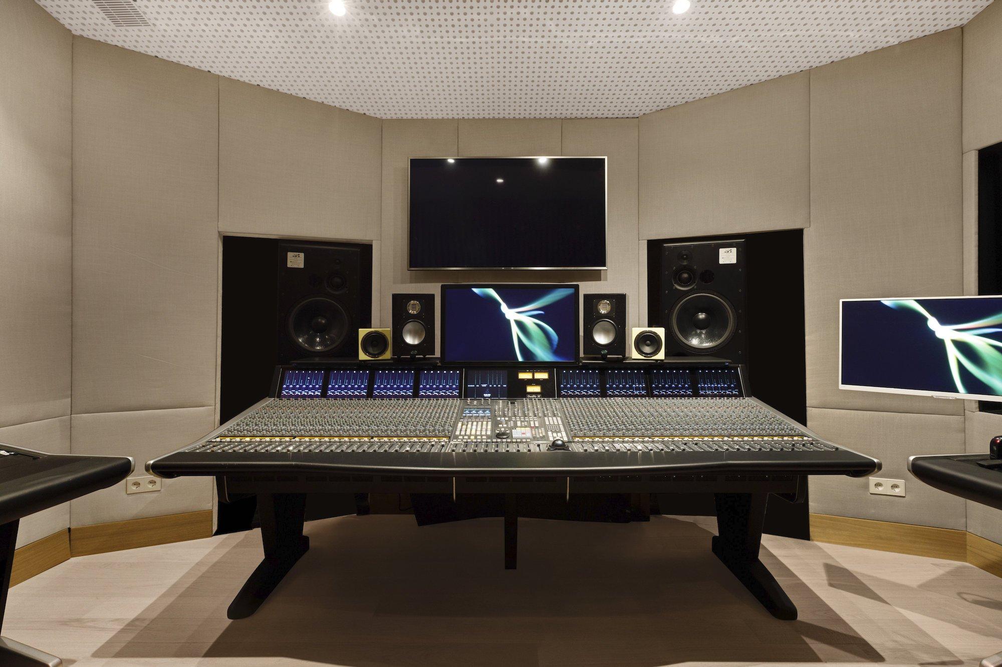 Palma Music Studios del 4: Sista detaljerna innan öppning