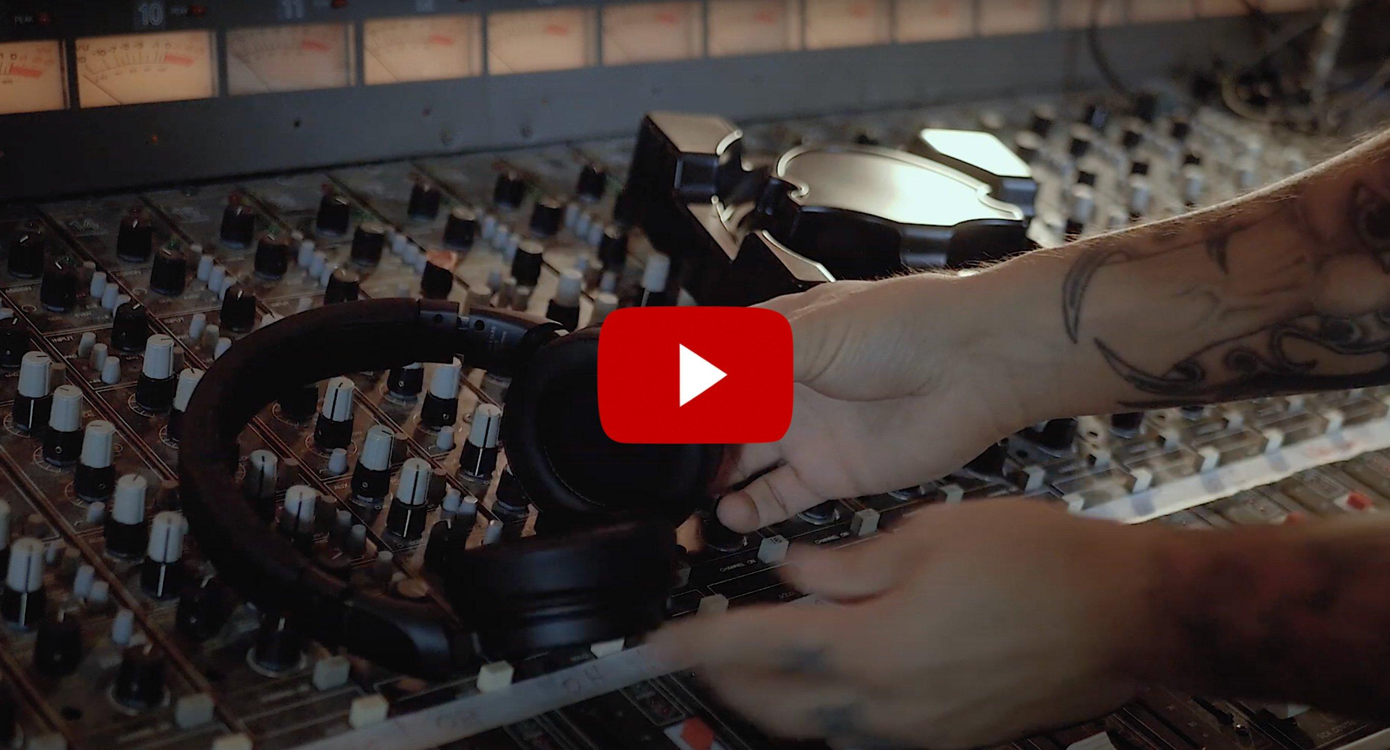 Beyerdynamic DT240 PRO som inspelningslurar